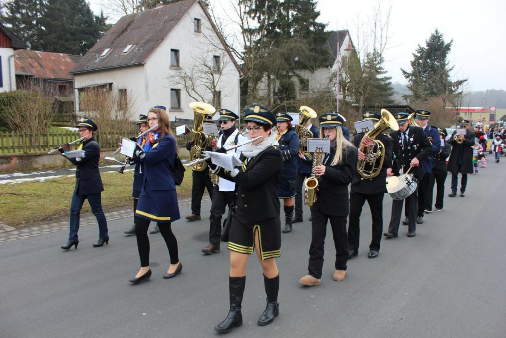 Rosenmontagsumzug 2015 - Foto Trierischer Volksfreund