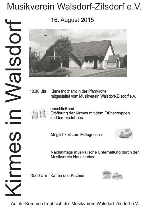 Kirmes Walsdorf 2015_plakat